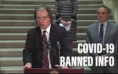 Latest Covid-19 Info from Dr. James Lyons-Weiler – BANNED From Mass Media