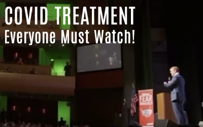 Every Person Must Watch – Truth about Covid-19 Treatment
