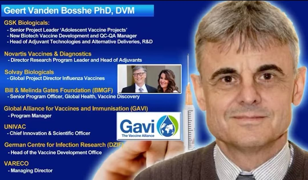 Most Renown PRO Vaccine Specialist – WARNS the WORLD of Covid Vaccine