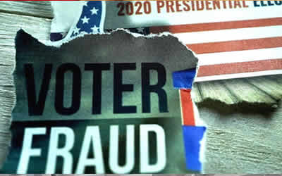 Voter Fraud Witness – Connie Johnson Live