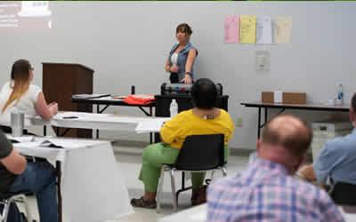 Leaked Michigan Voter Fraud Training