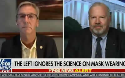 The Left Ignores the Science on Mask Wearing