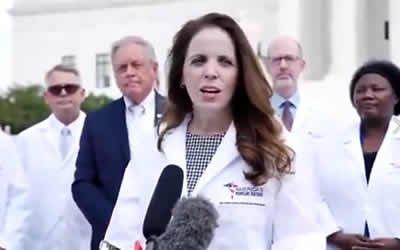 Doctors Rally on Capital Hill – 1