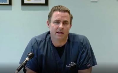 Doctor Speaks Out on Coronavirus – 1