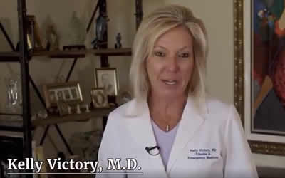 Dr. Kelly Victory – COVID What's Real