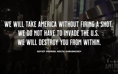 The USA Takeover Documentary