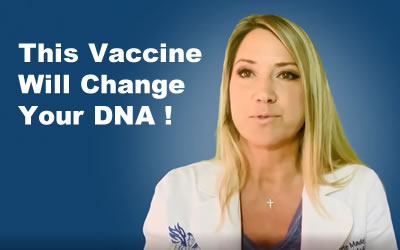Vaccine – Changes Your DNA!