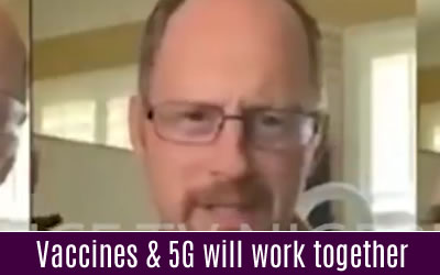 Vaccine and 5G Together